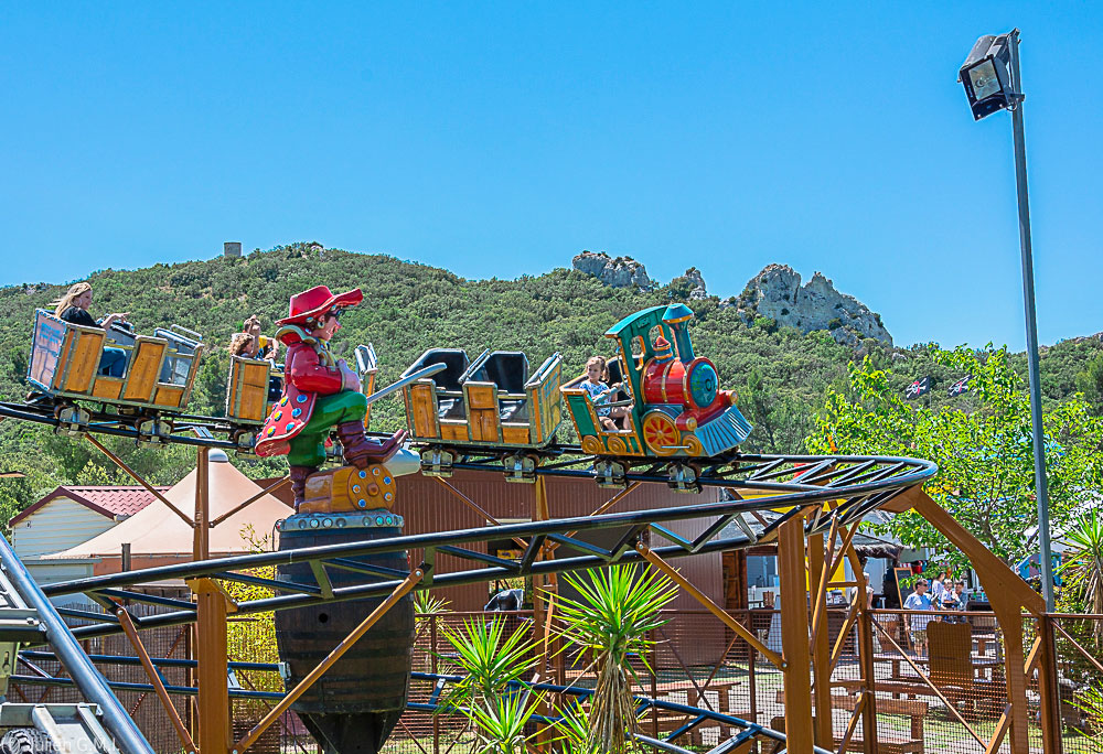 train de la mine Piratland