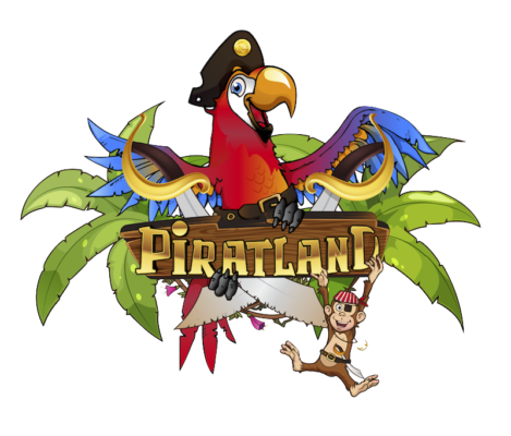 logo PiratLand 2021